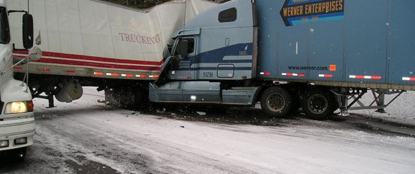 Heavy-Spending Trucking Industry Pushes Congress to Relax Safety Rules