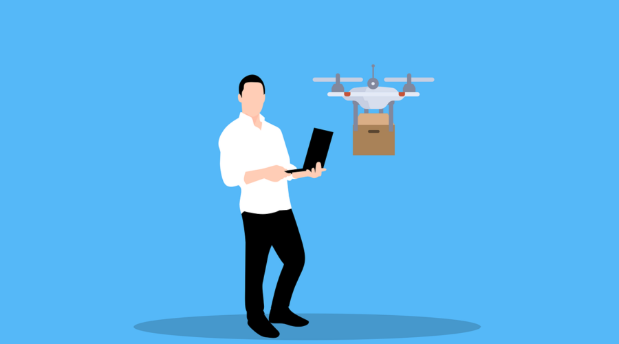 Delivery drones: the future of the delivery business?
