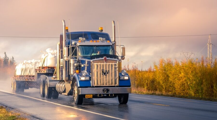Trucker shortage and how it changes transportation industry